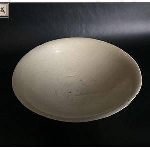 北宋 青釉篦纹划花大碗