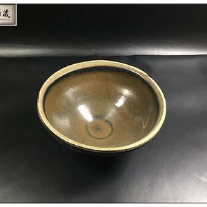 宋 如绸缎般质感的吉州窑茶盏