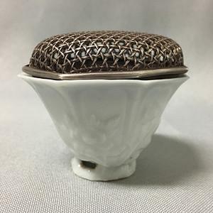 【联盟】极罕见明德化窑八角杯(薰)