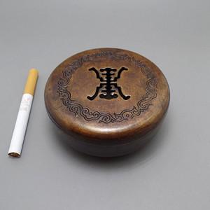寿比南山铜香薰炉