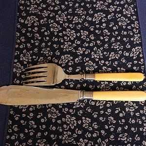 【珍贵材质】回流刀叉餐具2件套(3)