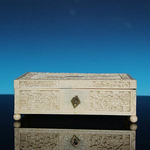 【压轴收藏级】清代十三行工盒子