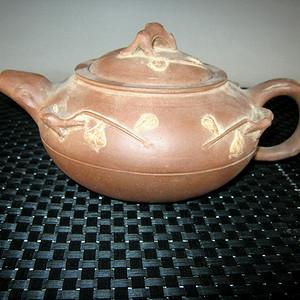 50年代紫砂壶