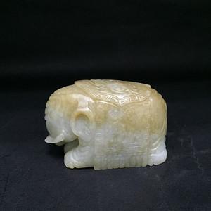 和田玉大象