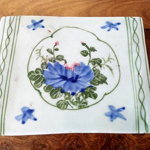 民国醴陵釉下彩瓷枕