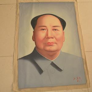 宋钧窑红釉瓷刻花纹笔洗