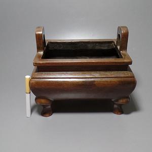 铜香炉 方形