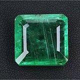 天然祖母绿裸石25.97克拉(微油) 附证书 顺丰包邮