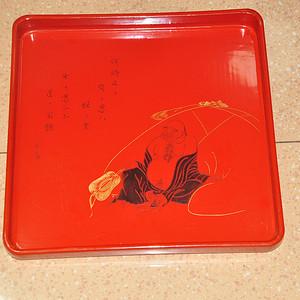 日本漆器方盘
