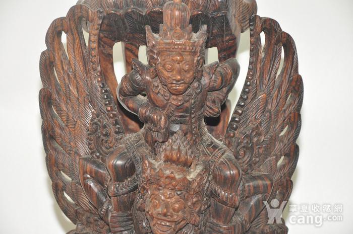 日本木雕神像