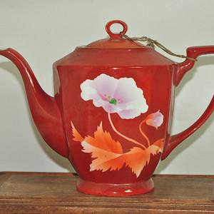 唐山瓷茶壶