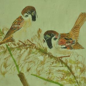 【花鸟画】一幅