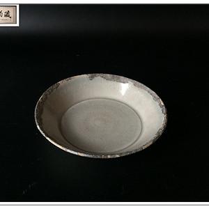 【宋瓷雅珍】宋 原汁原味芒口包银文房素洗