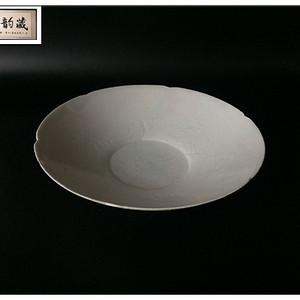 【宋瓷雅珍】宋 湖田窑针挑工六缺坦腹碗