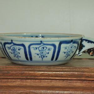 日本青花瓷碗
