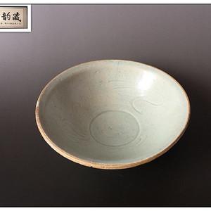 【宋瓷雅珍】宋 天青釉鹅碗