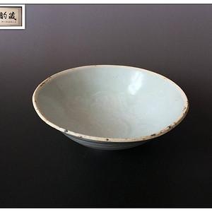 【宋瓷雅珍】宋 天青釉螭龙纹碗