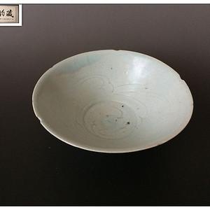 【宋瓷雅珍】宋 青白釉划花碗