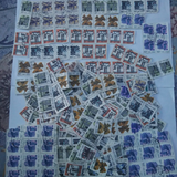 100张小型张邮票~民居