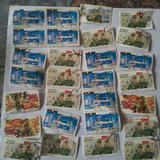 28张邮票~交警