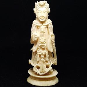 【珍品】33.82克清代珍贵材质人物雕件