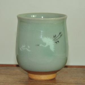 高丽青瓷茶杯