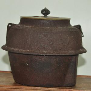 日本铜盖铁缶