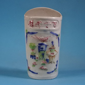 【金牌】博古筷子筒(包老)