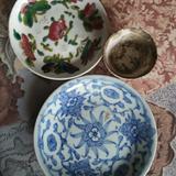 三个清末民国老瓷件