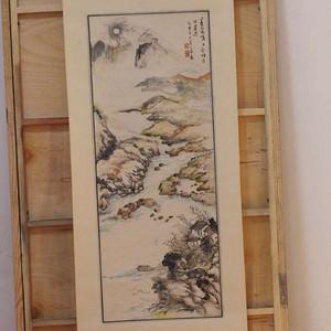 (金牌)八九十年代江苏名家 张一萍 山水画