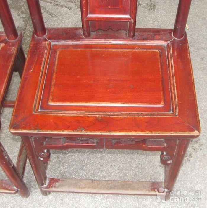 钩子工血榉文单椅子图3