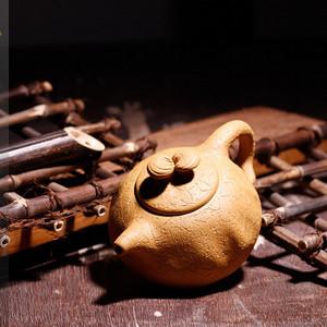 【联盟】段泥供春壶——吴爱芬