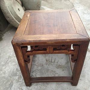 【联盟】榉木凳子一张