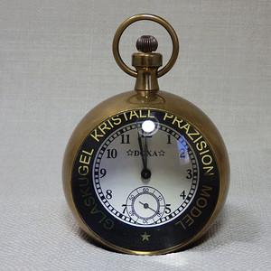 瑞士名表时度铜钟
