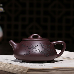 【品名】:石瓢壶