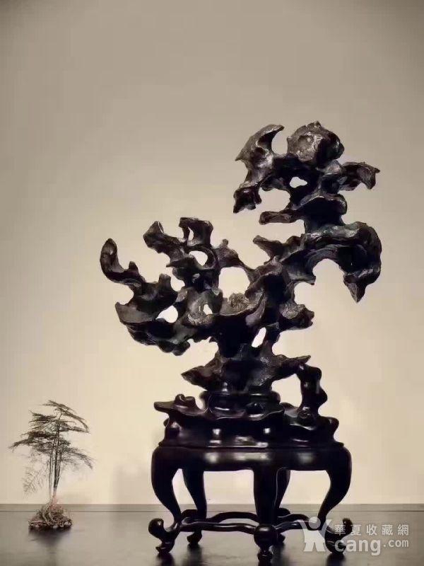 【季度大拍】灵璧石
