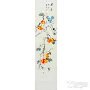 【联盟】叶君淇 花鸟画-幽香