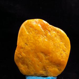 收藏精品-老挝田黄原石大籽料2154 重84.8克