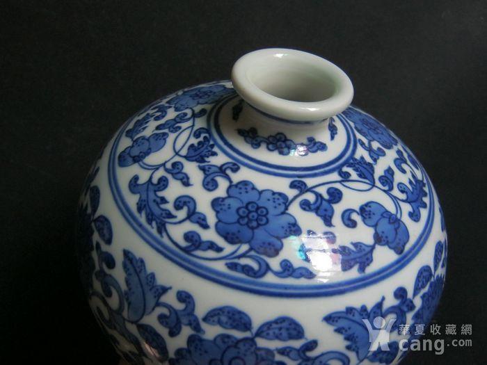青花瓷赏瓶图5