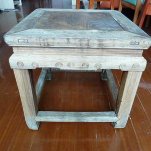 清代榉木禅凳2