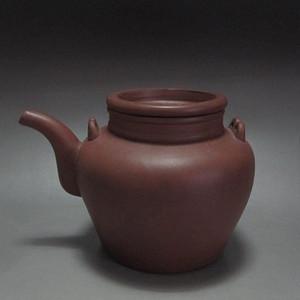 《联盟》民国宜兴紫砂茶壶