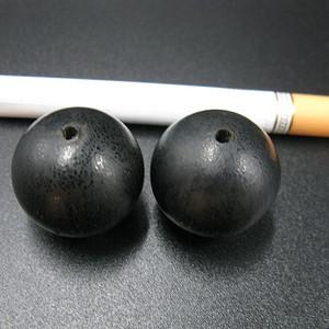 绝世好材料 沌黑对珠