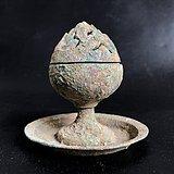 压轴拍品 收藏级重器青铜器 汉代博山炉