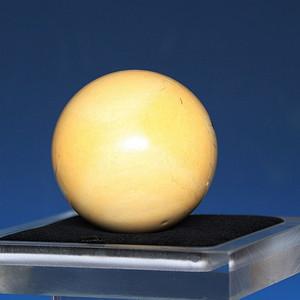 珍贵材质 210.94g建身球