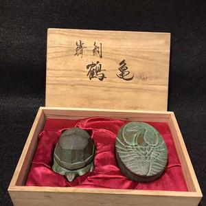 纯铜文房器套装