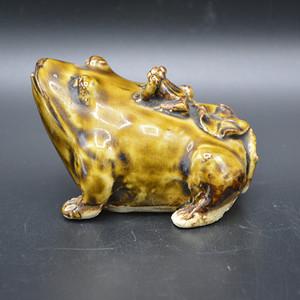 民国蛙型水滴