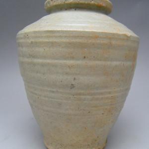 124.明代 青白釉瓶