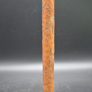 清代黄杨木香筒