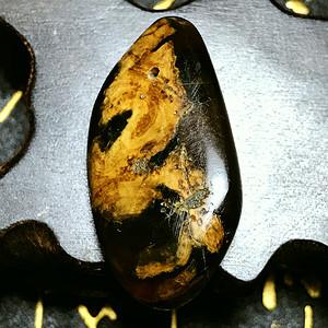 纯天然原矿无优化缅甸蜜蜡根蜜根珀原石吊坠