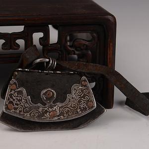 海外回流西藏银包打火石
